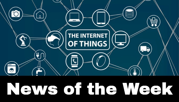 IoT news of the week for Oct. 4,2019 - Stacey on IoT | Internet of Things news and analysis