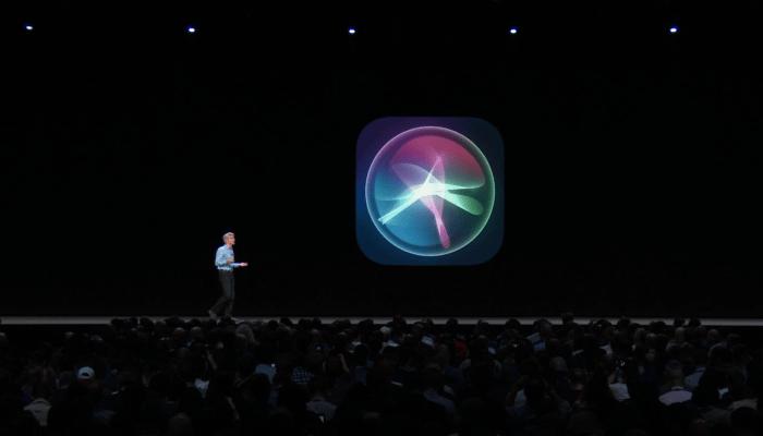 Siri at WWDC 2018