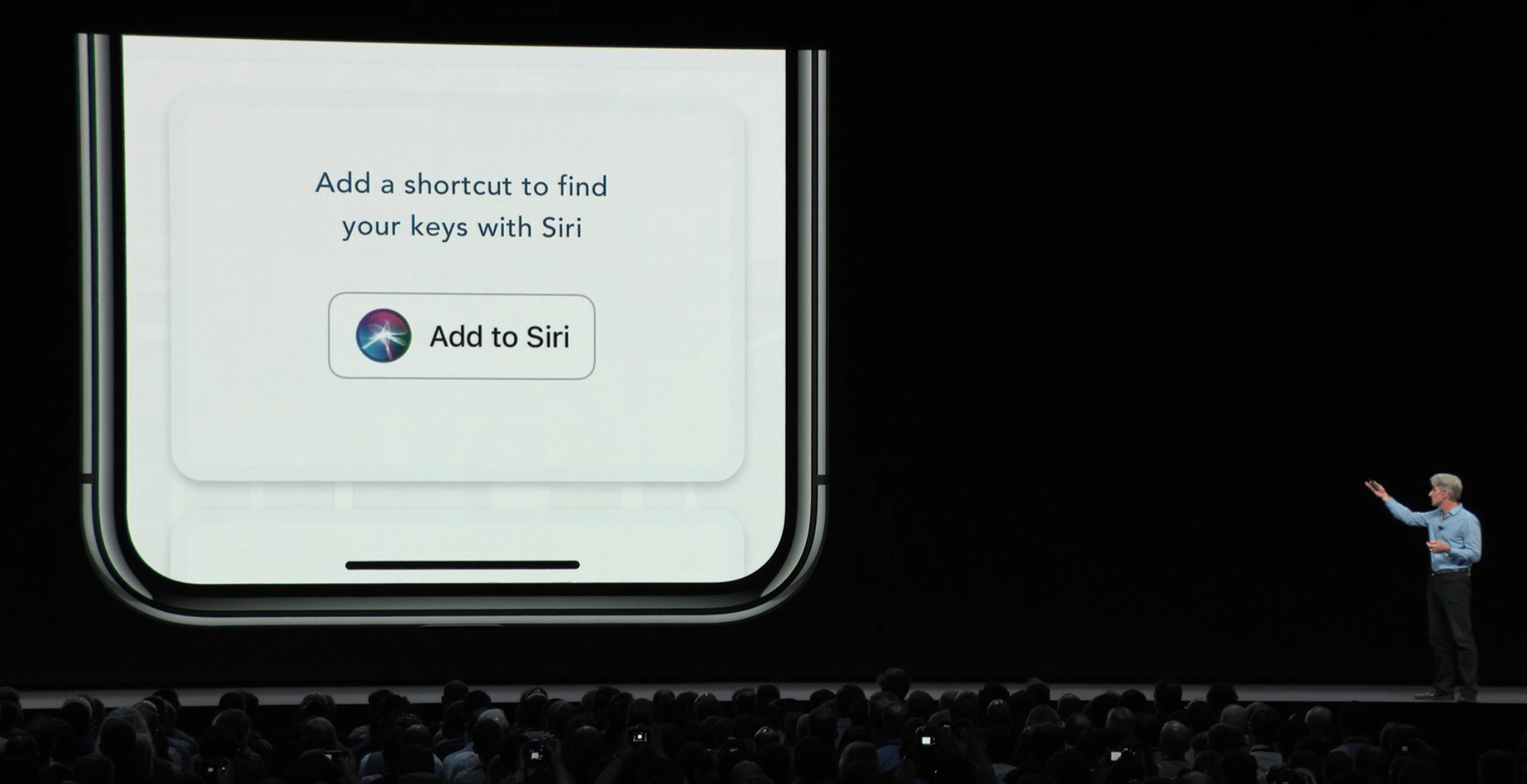 Siri with Tile app