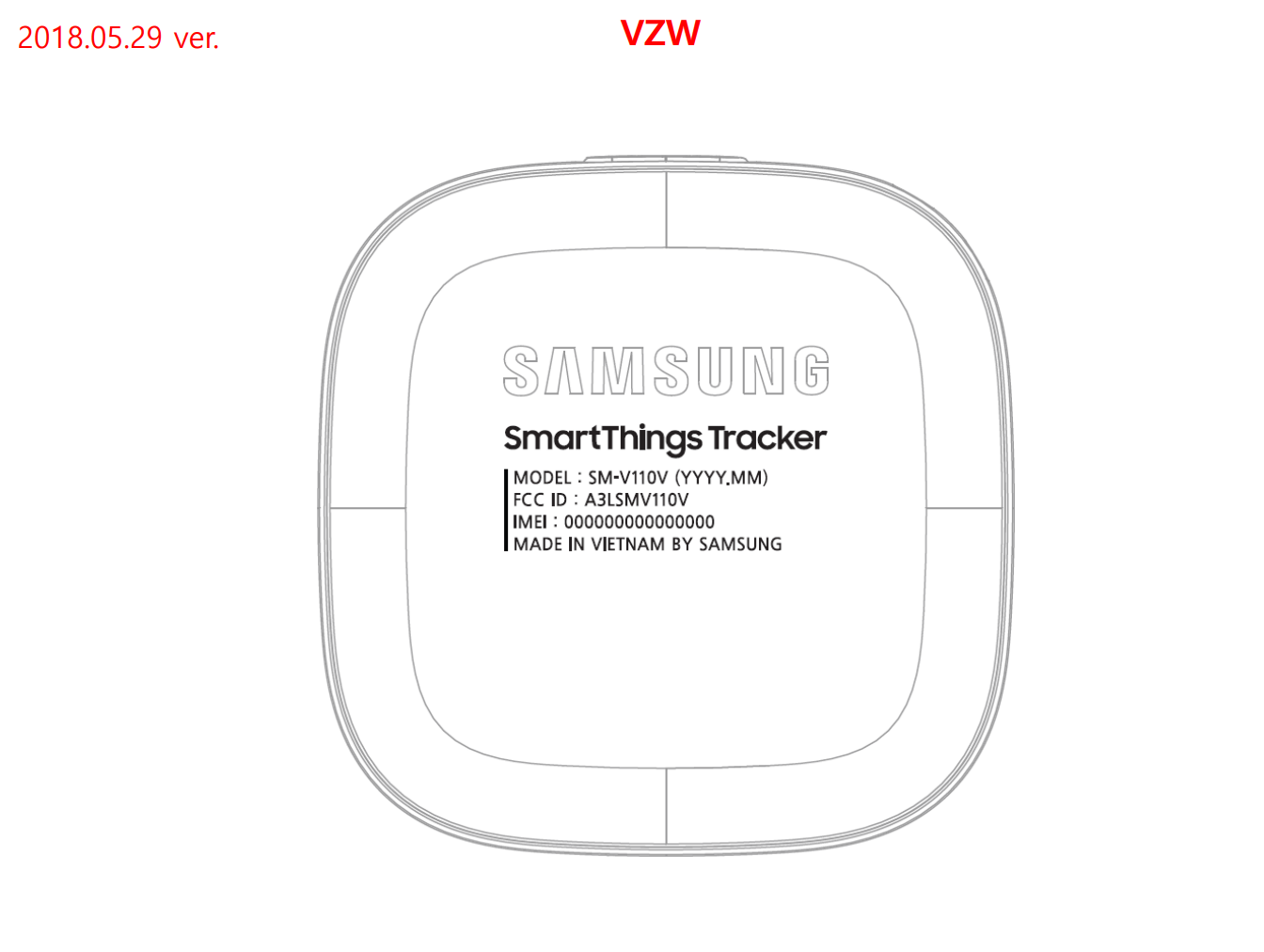 att cat 5 diagram launching soon samsung s smartthings tracker  a consumer nb iot  smartthings tracker  a consumer nb iot