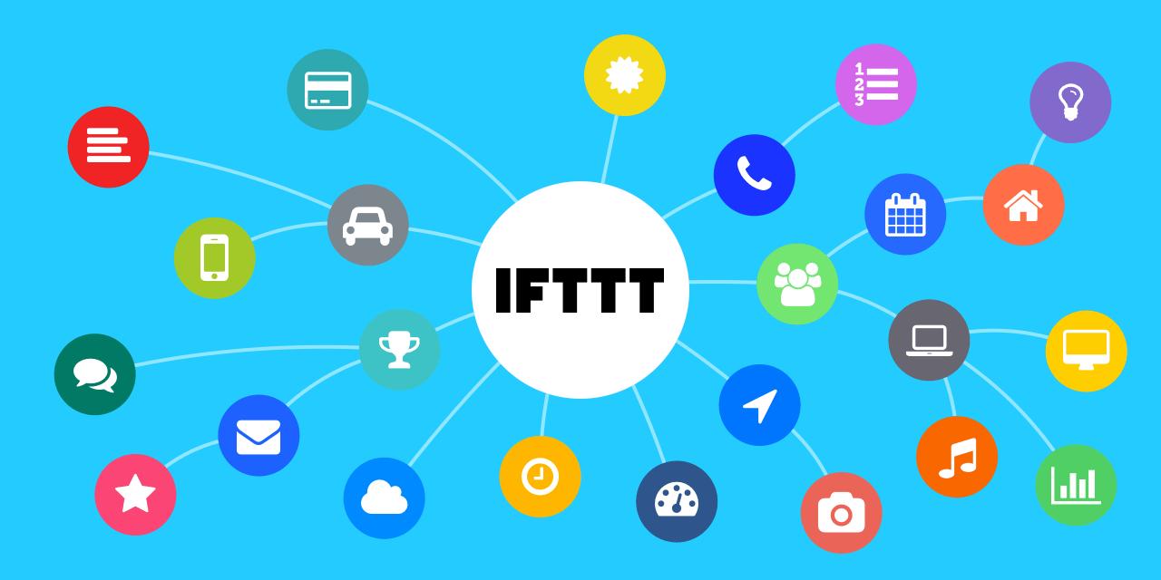 ifttt Online Advertising Tool