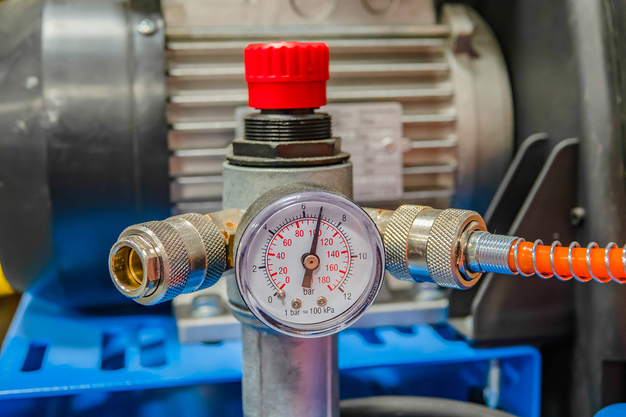 - bigstock Pipe Manometr Of Air Compresso 294672958 - This startup is making it easy to reduce energy use in plants – Stacey on IoT