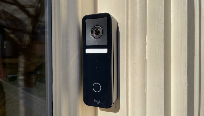 Logitech Circle View Doorbell
