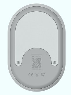 The standard also includes a QR code for provisioning. Image courtesy of the CSA.