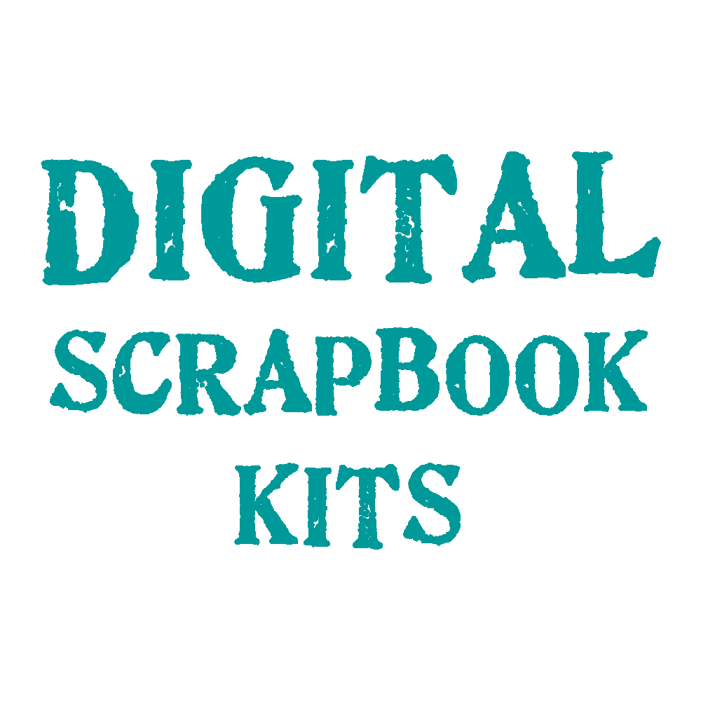 Digital Scrapbook Kits | Digital Products | Stacey Sansom Designs SHOP