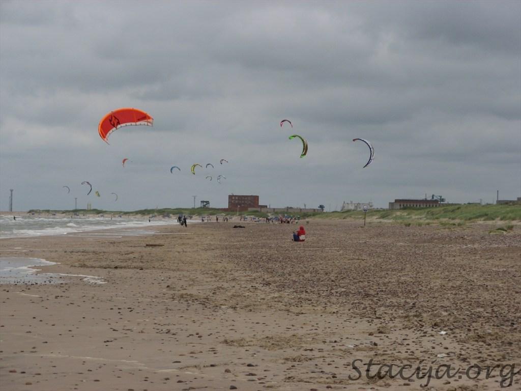 Ventspils pludmale