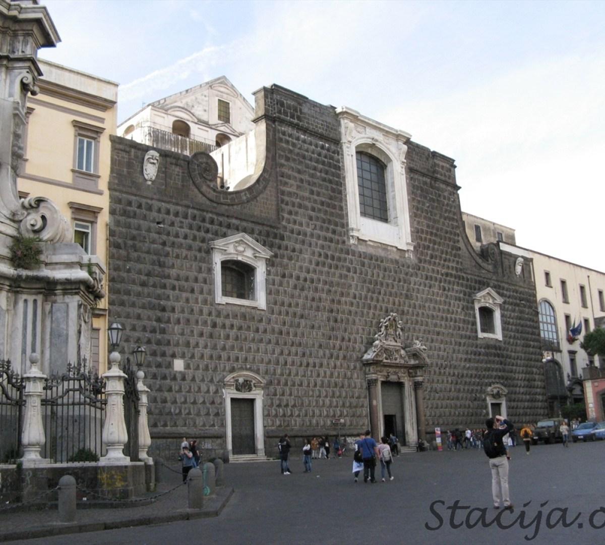 Tāda baznīciņa Neapolē