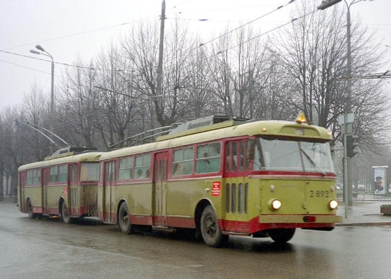 Škoda 12Tr, autors nezināms