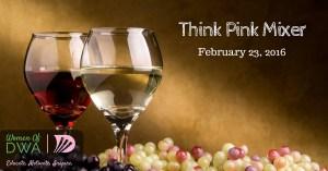 Think Pink Mixer