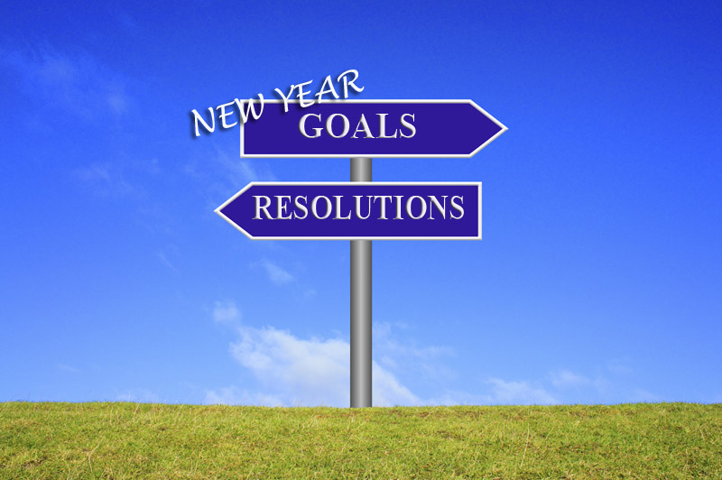 Resolutions vs Goals 2018