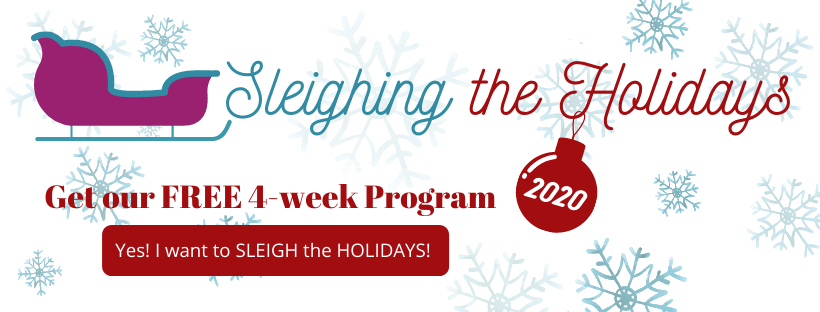 Sleighing the Holidays 2020