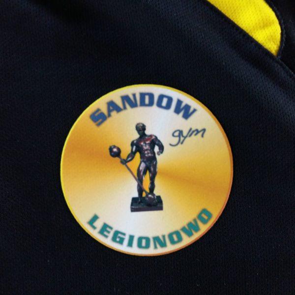 herb klubu produkcja legionowo