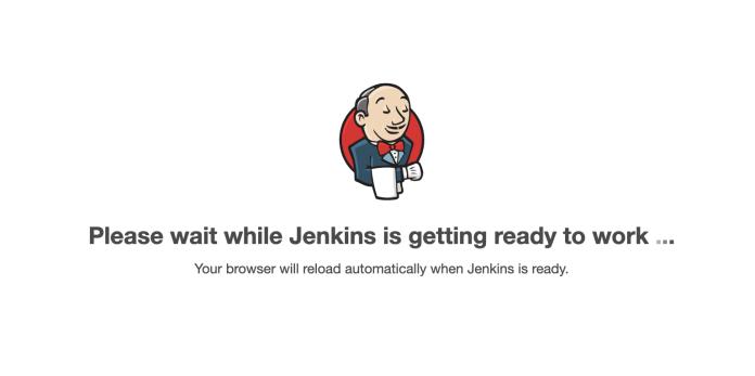 jenkins loading screen