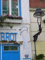 Lübeck brot house