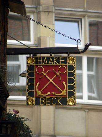 Bremen shop sign