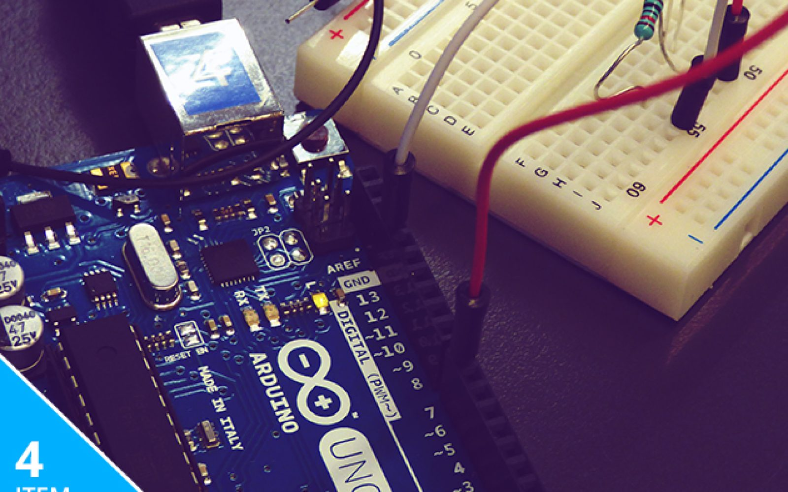Complete arduino starter kit course bundle shipped