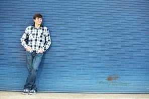 Brazoswood High School Senior Photo: Ian