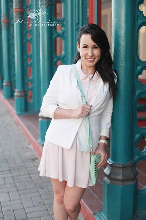 senior fashion photo shoot