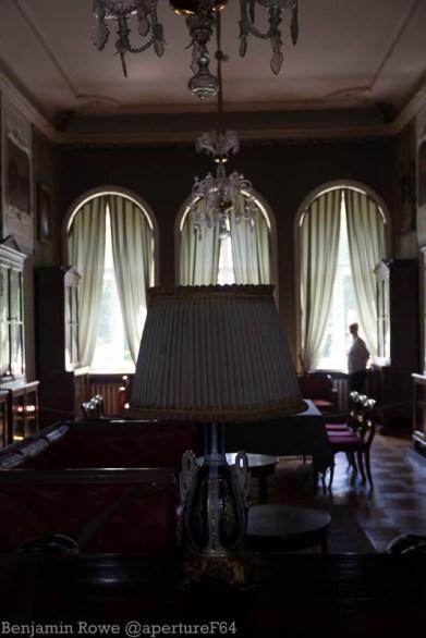 Palace (Before) by Benjamin Rowe, Aperture64