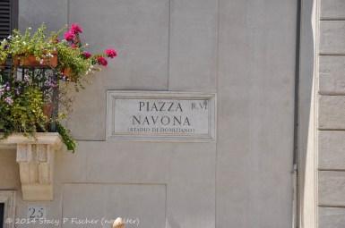 Piazza Navona (Before)