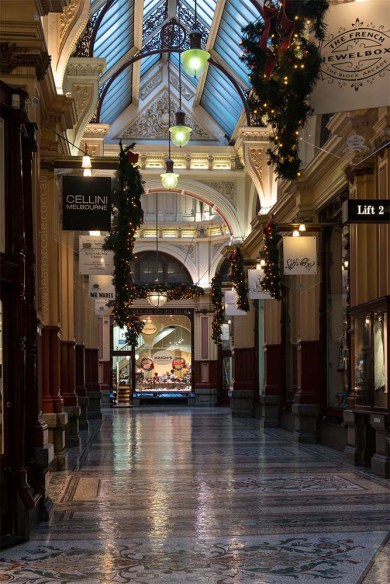 Melbourne Block Arcade (Before), Leanne Cole, Leanne Cole Photography