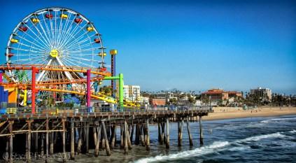 Pacific Park, Santa Monica Pier