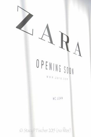 Zara storefront sign (no filter)