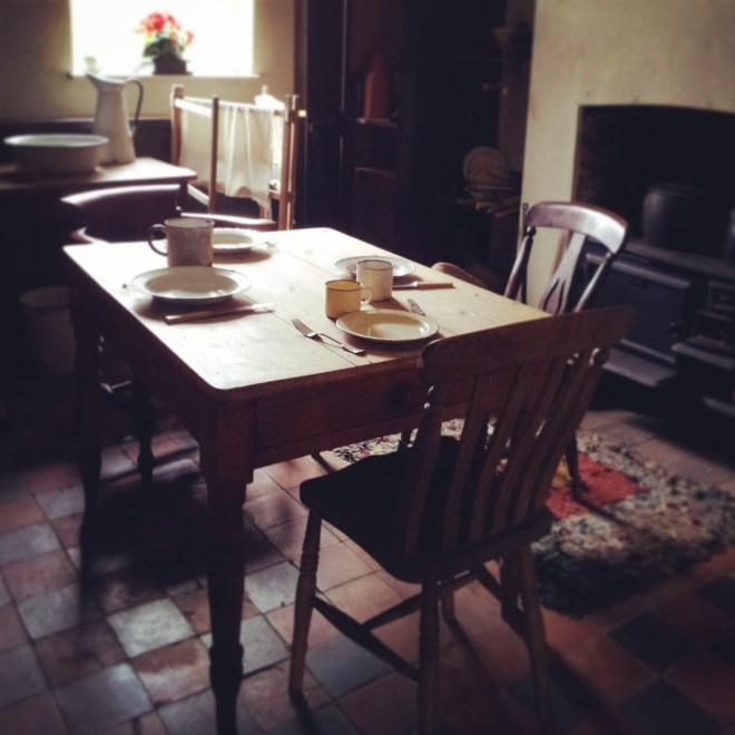 Victorian dining room - MK Museum