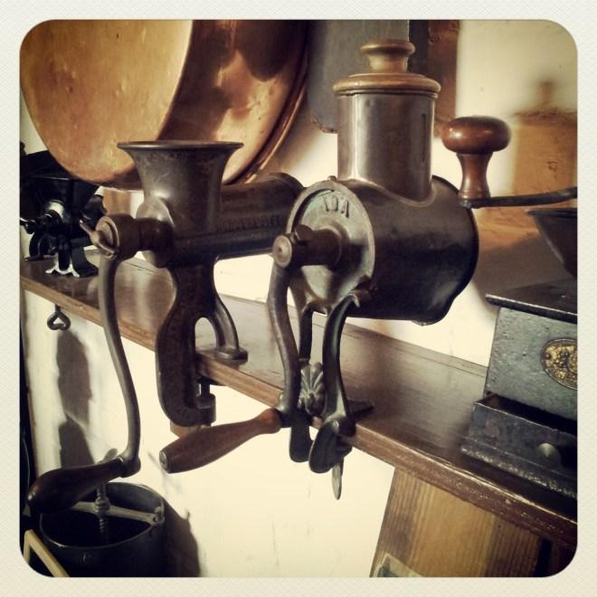 Vintage Mincers - MK Museum
