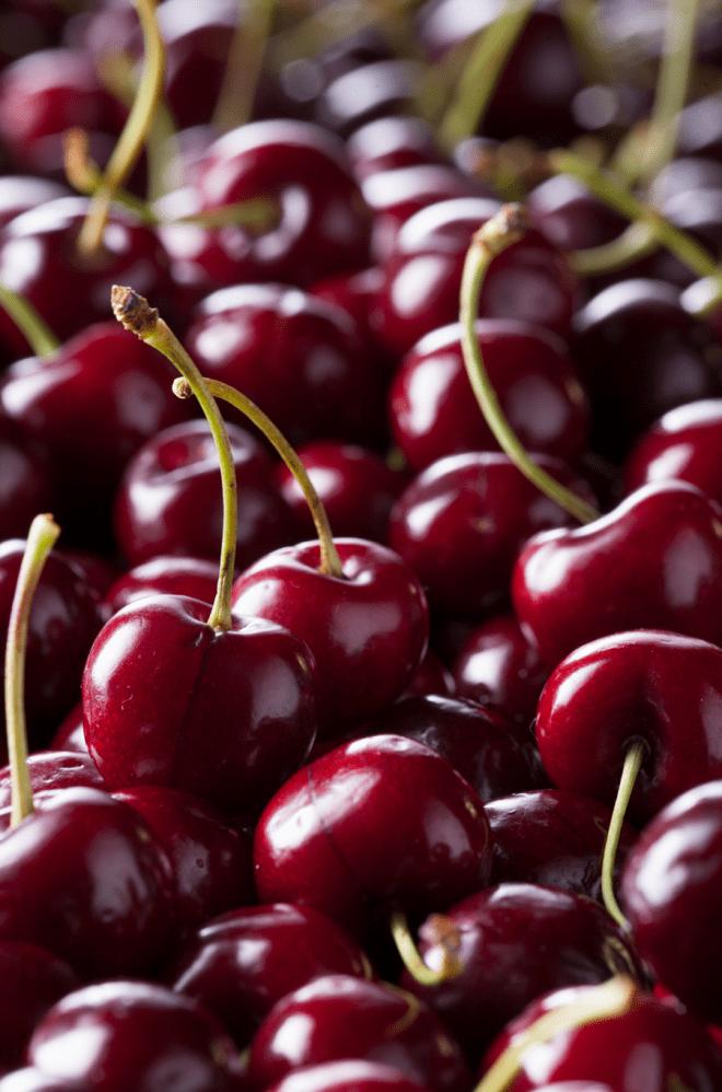 British Cherries by Stacy Grant