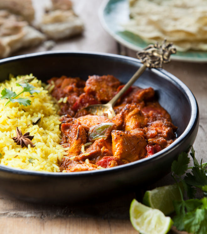 Curry By Stacy Grant
