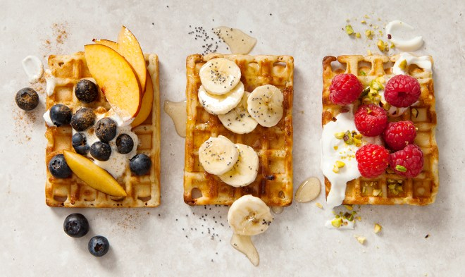 Waffles | Stacy Grant