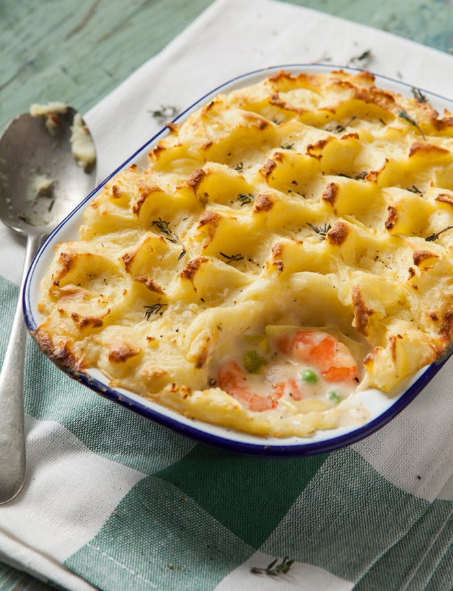 Fish Pie by Stacy Grant