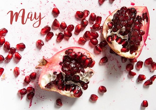 Pomegranates Stacy Grant