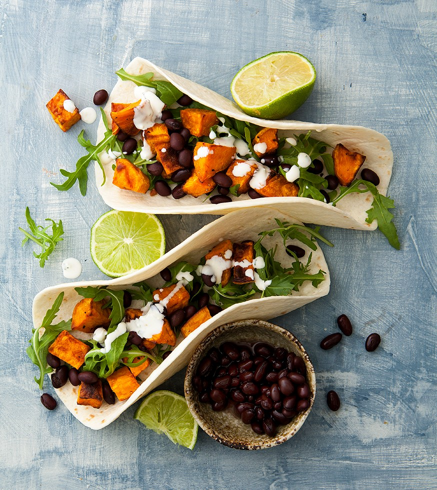 Soft Tacos | Food Photography | Stacy Grant