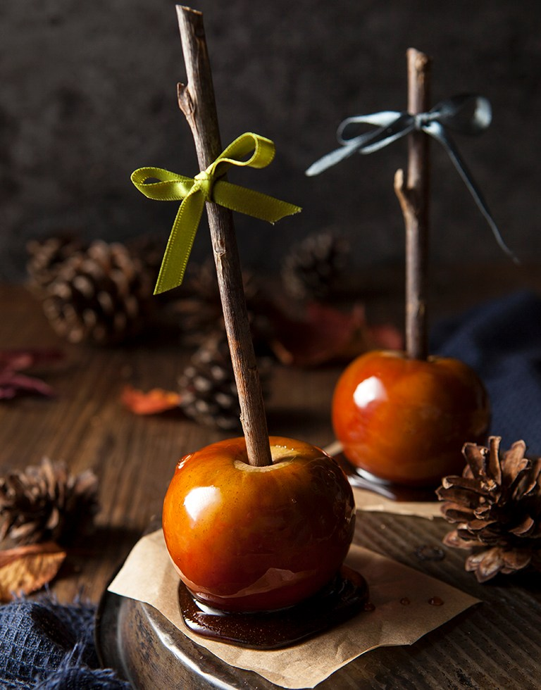 Toffee Apple | Bonfire Night| Stacy Grant