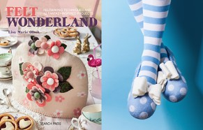 Felt Wonderland photography by Stacy Grant