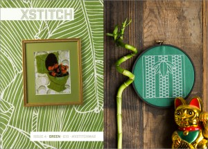 XStitch Mag Issue04 Craft Photography by Stacy Grant