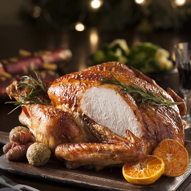 Roast Turkey | Christmas food | Stacy Grant | Food Photographer