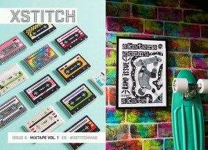 XStitch Mag | Issue 06 | Photography Stacy Grant