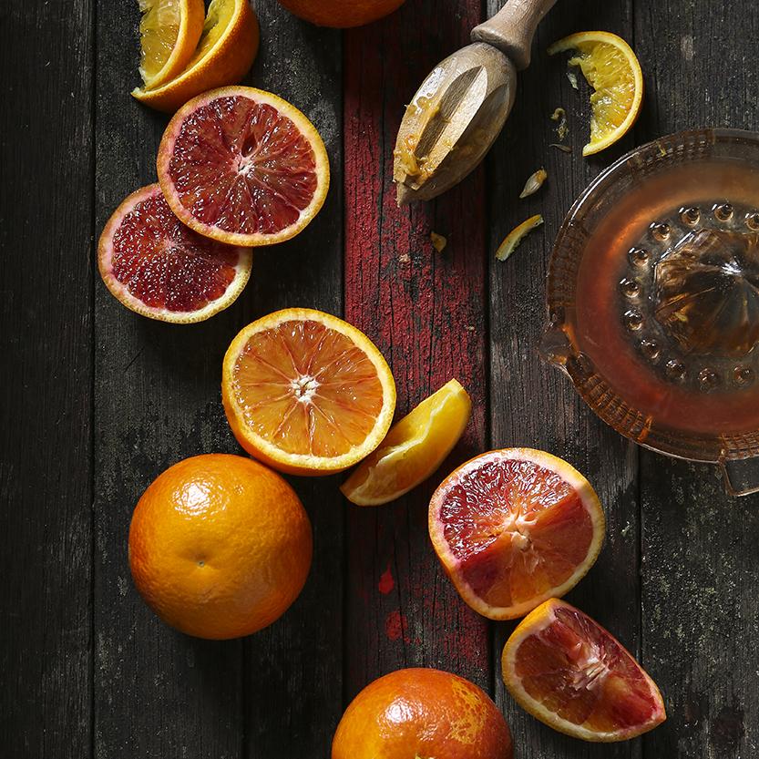 Blood Orange | Seasonal Fruit | Stacy Grant | Food Photographer | UK