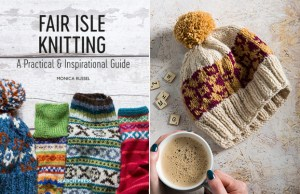 Fair Isle Knitting | Search Press | Stacy Grant Photography