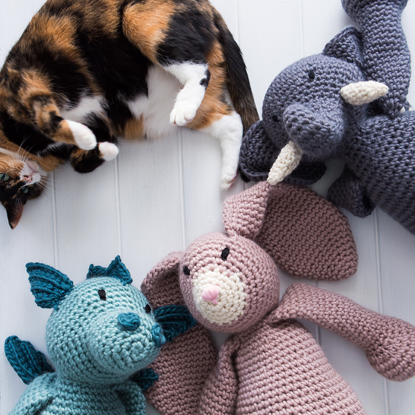 Cats | Craft Photography | Stacy Grant