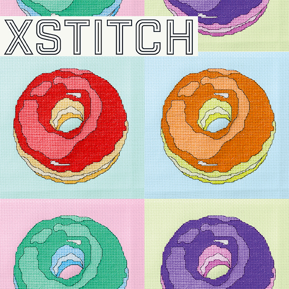 XStitch Mag | Munchies | Stacy Grant Photography
