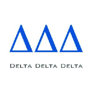 Delta Delta Delta Logo
