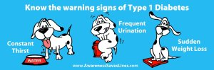 Warning Signs Bumper Sticker Low Res