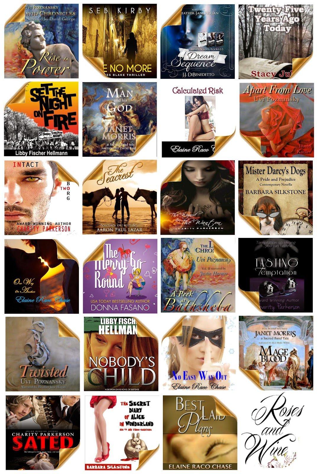 Audiobooks for free