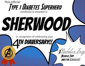 diaversary certificate