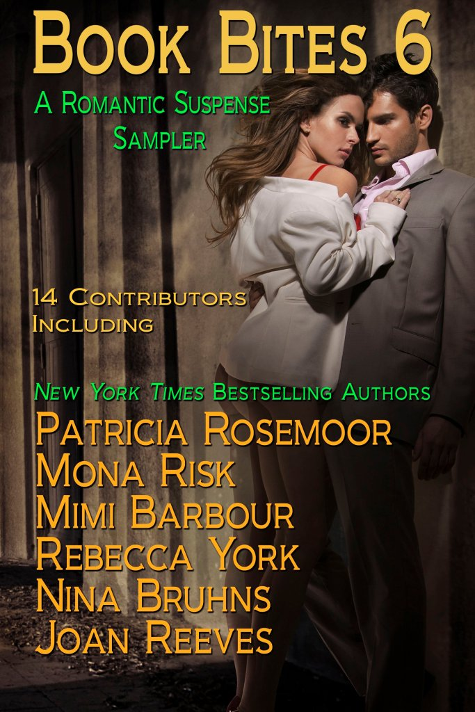 Romantic suspense ebook samples