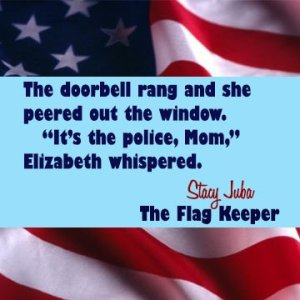 The Flag Keeper patriotic children's book